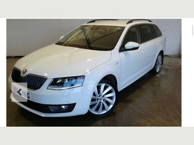 SKODA Octavia Estate 2.0 TDI Laurin & Klement DSG 5dr