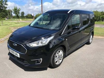 Ford Grand Tourneo Connect MPV 1.5 EcoBlue Titanium Auto (s/s) 5dr