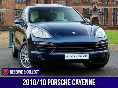 Porsche Cayenne SUV 4.8 S Tiptronic S AWD 5dr