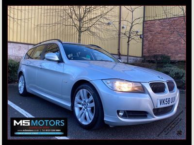 BMW 3 Series Estate 3.0 325d SE Touring 5dr