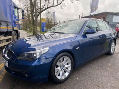BMW 5 Series Saloon 4.8 550i V8 SE 4dr