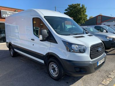 Ford Transit Panel Van 2.0TDCi ( 130PS ) ( EU6 ) RWD 350 L3H2 Long wheel base