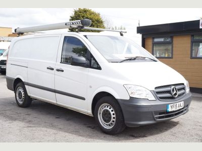Mercedes-Benz Vito Panel Van 2.1 113CDI Compact Panel Van 5dr