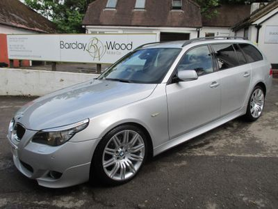 BMW 5 Series Estate 3.0 525d M Sport Business Edition Touring 5dr