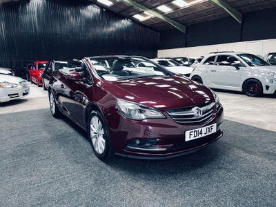 Vauxhall Cascada Convertible 1.6T 16V Elite Auto 2dr