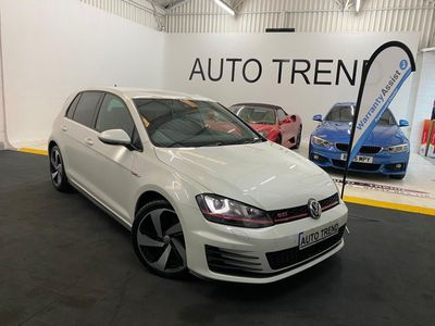 Volkswagen Golf Hatchback GTI