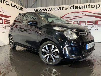 Citroen C1 Convertible 1.2 PureTech Flair Airscape 5dr (EU6)