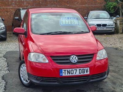Volkswagen Fox Hatchback 1.2 Urban 3dr