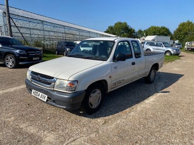 Toyota Hilux Pickup 2.5 240 FX 4dr