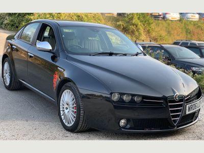 Alfa Romeo 159 Saloon 2.4 JTDM Lusso 4dr