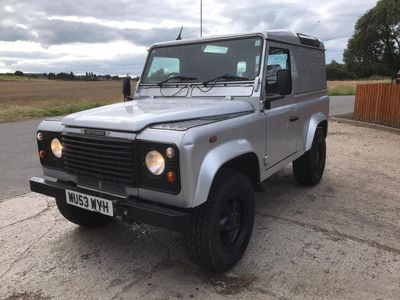 Land Rover Defender 90 SUV 2.5 TD5 County Hard Top
