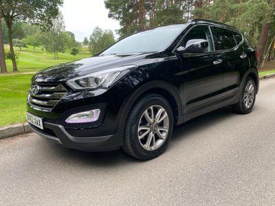Hyundai Santa Fe SUV 2.2 CRDi Premium 4WD 5dr (7 seat)