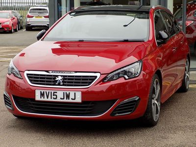 PEUGEOT 308 SW Estate 2.0 BlueHDi GT EAT6 5dr