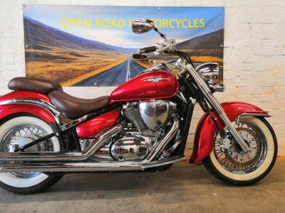 Suzuki Intruder 800 Unlisted