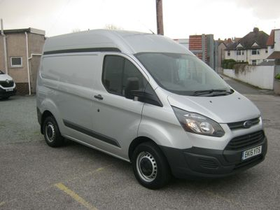 Ford Transit Custom Panel Van 2.2 TDCi 100PS 310 SWB HIGHROOF