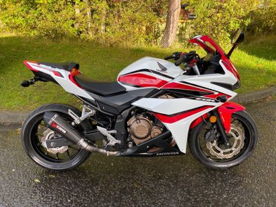 Honda CBR500 Super Sports 500 RA ABS
