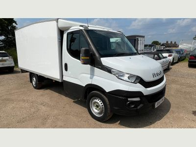 Iveco Daily Chassis Cab 2.3 TD 11V 35S 3750 HiMatic RWD 2dr
