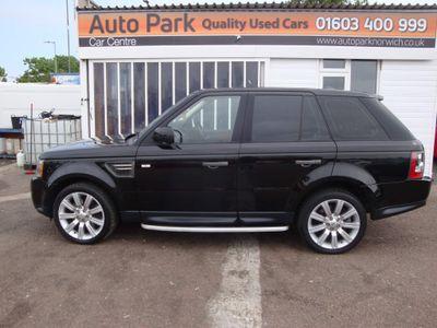 Land Rover Range Rover Sport SUV 3.0 TD V6 SE Auto 4WD 5dr