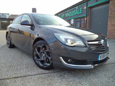 Vauxhall Insignia Hatchback 2.0 CDTi SRi VX Line Nav Auto 5dr