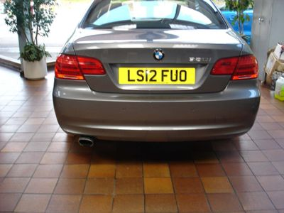 BMW 3 Series Coupe 2.0 320i Sport Plus 2dr