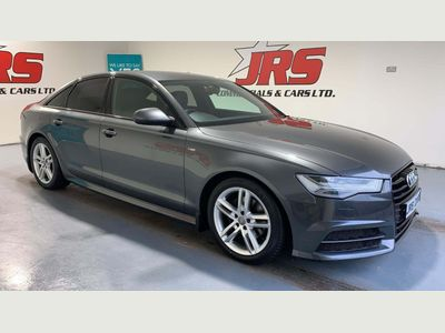 Audi A6 Saloon Saloon 2.0 TDI ultra S line S Tronic (s/s) 4dr