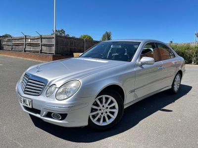 Mercedes-Benz E Class Saloon 1.8 E200 Kompressor Elegance 4dr