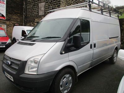 Ford Transit Panel Van 2.2 TDCi 350 Medium Roof Van L 3dr (EU5, LWB)