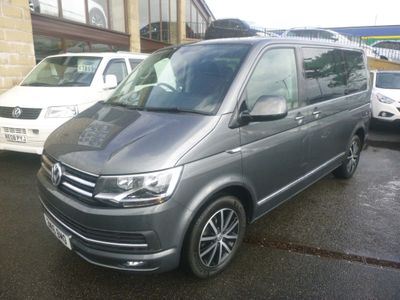 Volkswagen Caravelle MPV 2.0 TDI BlueMotion Tech Executive DSG FWD (s/s) 5dr