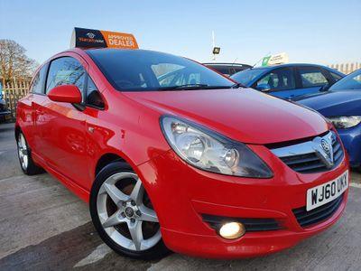 Vauxhall Corsa Hatchback 1.7 CDTi SRi 3dr
