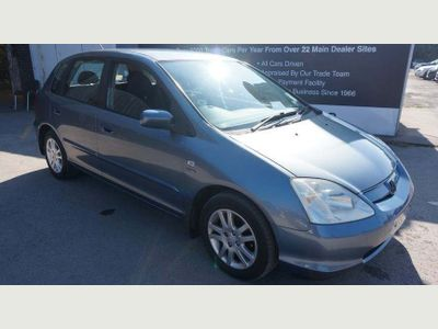 HONDA CIVIC Hatchback 1.6 i-VTEC Imagine 5dr