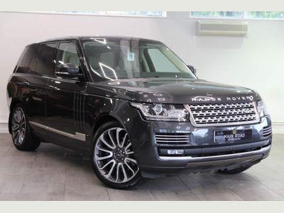 Land Rover Range Rover SUV 4.4 SD V8 Autobiography Auto 4WD (s/s) 5dr