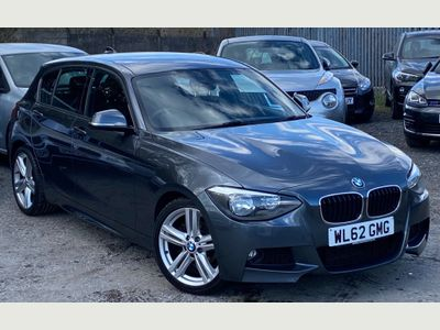 BMW 1 Series Hatchback 2.0 120d M Sport Sports Hatch 5dr