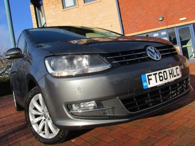 Volkswagen Sharan MPV 2.0 TDI BlueMotion Tech SEL 5dr