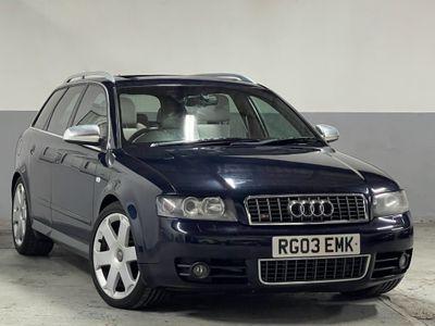 Audi S4 Avant Estate 4.2 quattro 5dr