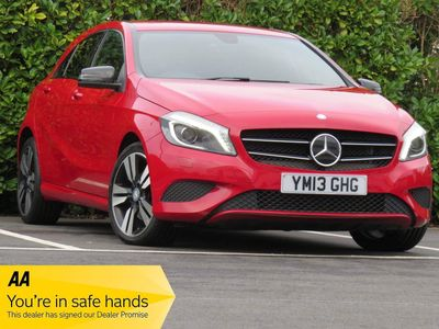 Mercedes-Benz A Class Hatchback 1.8 A200 CDI BlueEFFICIENCY Sport 7G-DCT 5dr