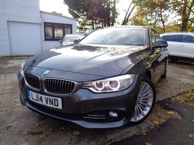 BMW 4 Series Coupe 2.0 428i Luxury 2dr