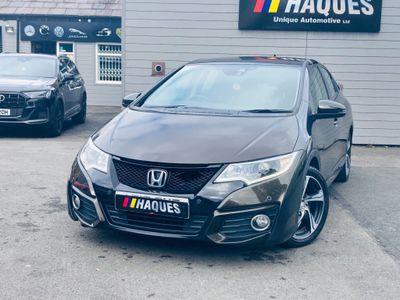 Honda Civic Hatchback 1.4 i-VTEC SE Plus (Navi) (s/s) 5dr