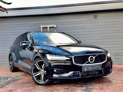 Volvo V60 Estate 2.0 D4 R-Design Pro Auto (s/s) 5dr