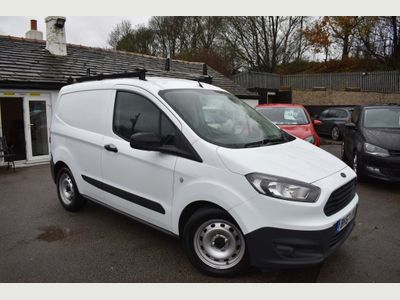 Ford Transit Courier Unlisted BASE 1.5TDCI