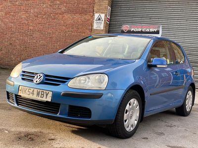 Volkswagen Golf Hatchback 1.4 FSI S 3dr