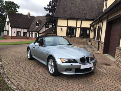 BMW Z3 Convertible 2.8 2dr