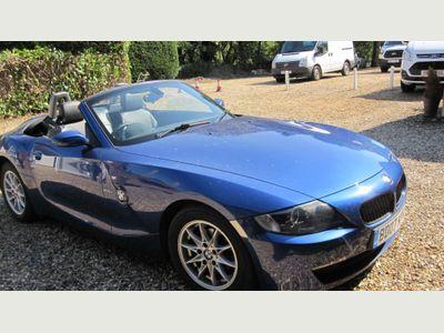 BMW Z4 Convertible 2.0 i SE Roadster 2dr