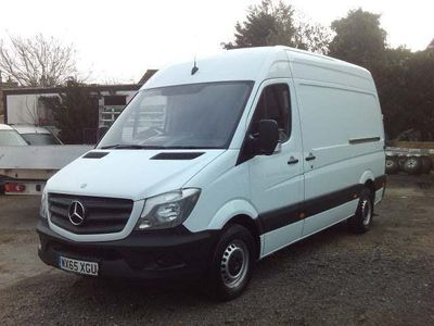 Mercedes-Benz Sprinter Panel Van 2.1 CDI 313 High Roof Panel Van 5dr MWB