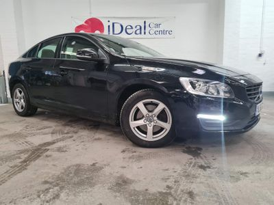 Volvo S60 Saloon 2.0 D4 Business Edition Auto (s/s) 4dr