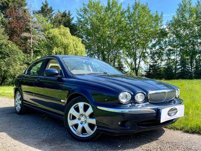 Jaguar X-Type Saloon 2.5 V6 SE (AWD) 4dr