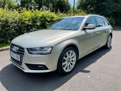 Audi A4 Avant Estate 2.0 TDI SE Technik Avant S Tronic quattro 5dr