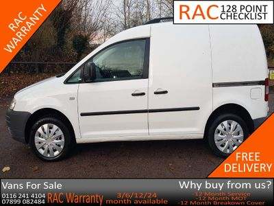 Volkswagen Caddy Panel Van 2.0 D C20 Panel Van 4dr