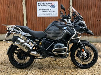 BMW R1200GS Adventure Adventure 1200 GS Adventure Triple Black