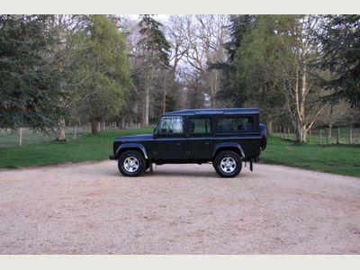 Land Rover Defender 110 SUV 2.5 TD5 XS 5dr
