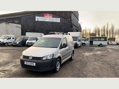 Volkswagen Caddy Panel Van 1.6 TDI C20+ Panel Van 4dr